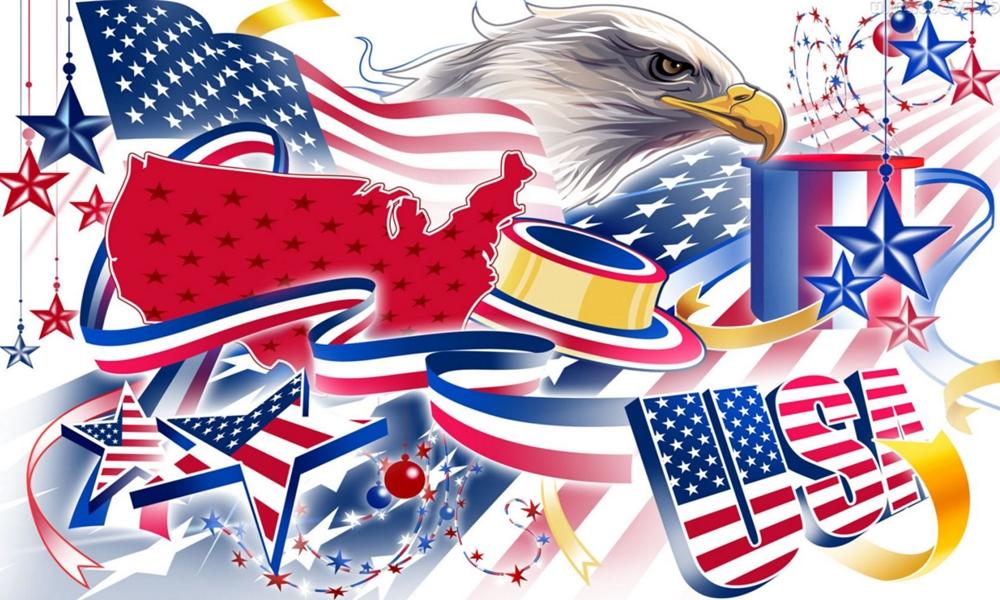 Coisas dos Estados Unidos