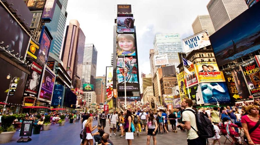 Viagem a New York