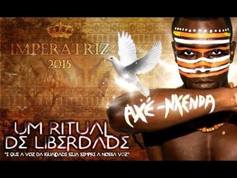 Samba enredo 2015 imperatriz – mandela (video e letra)