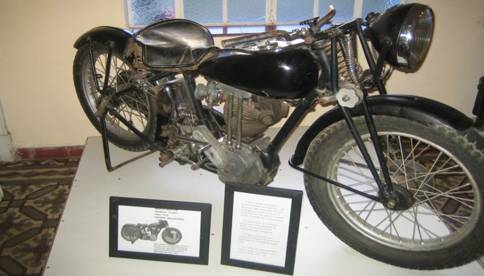 La Poderosa - Motocicleta