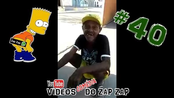 Videos Engraçados: Negão da picona ligando