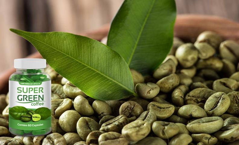 Super Green Coffee funciona