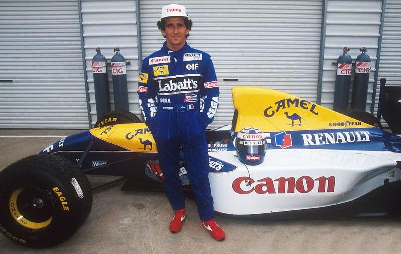 Prost - Fórmula 1